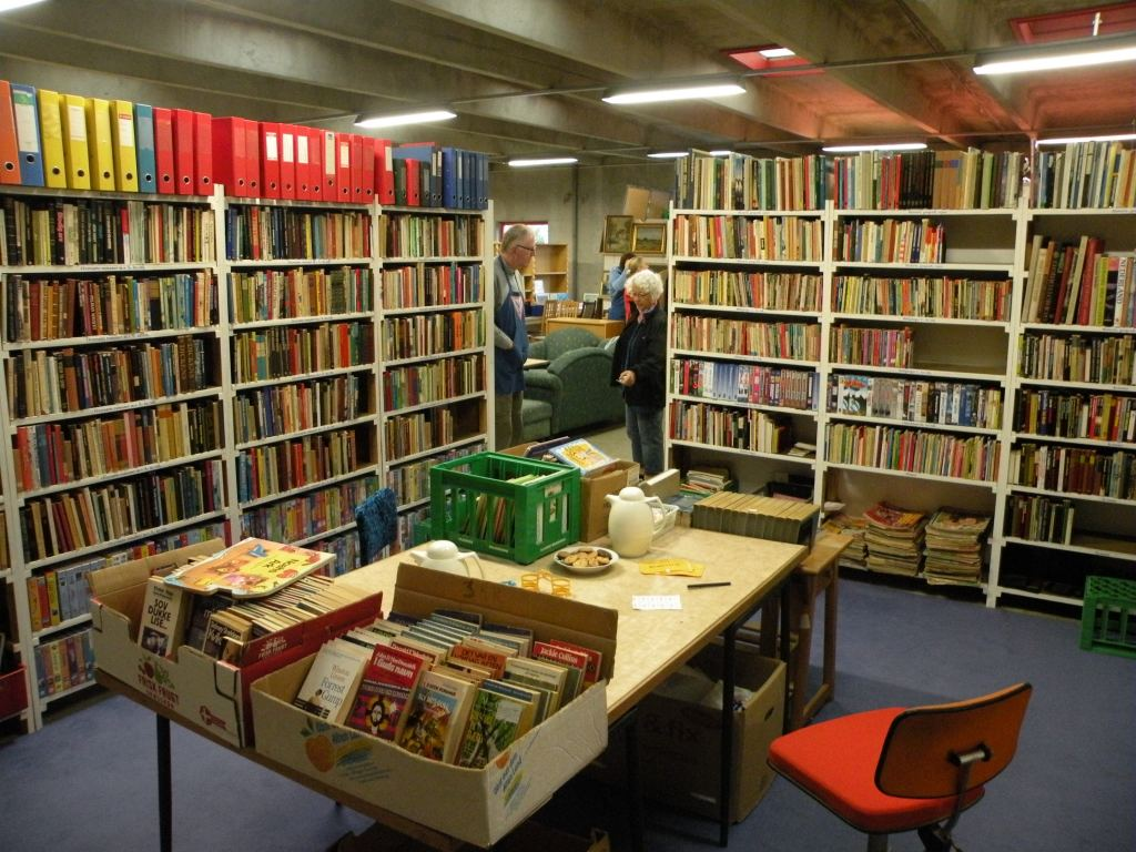 Loppetankens boghandel
