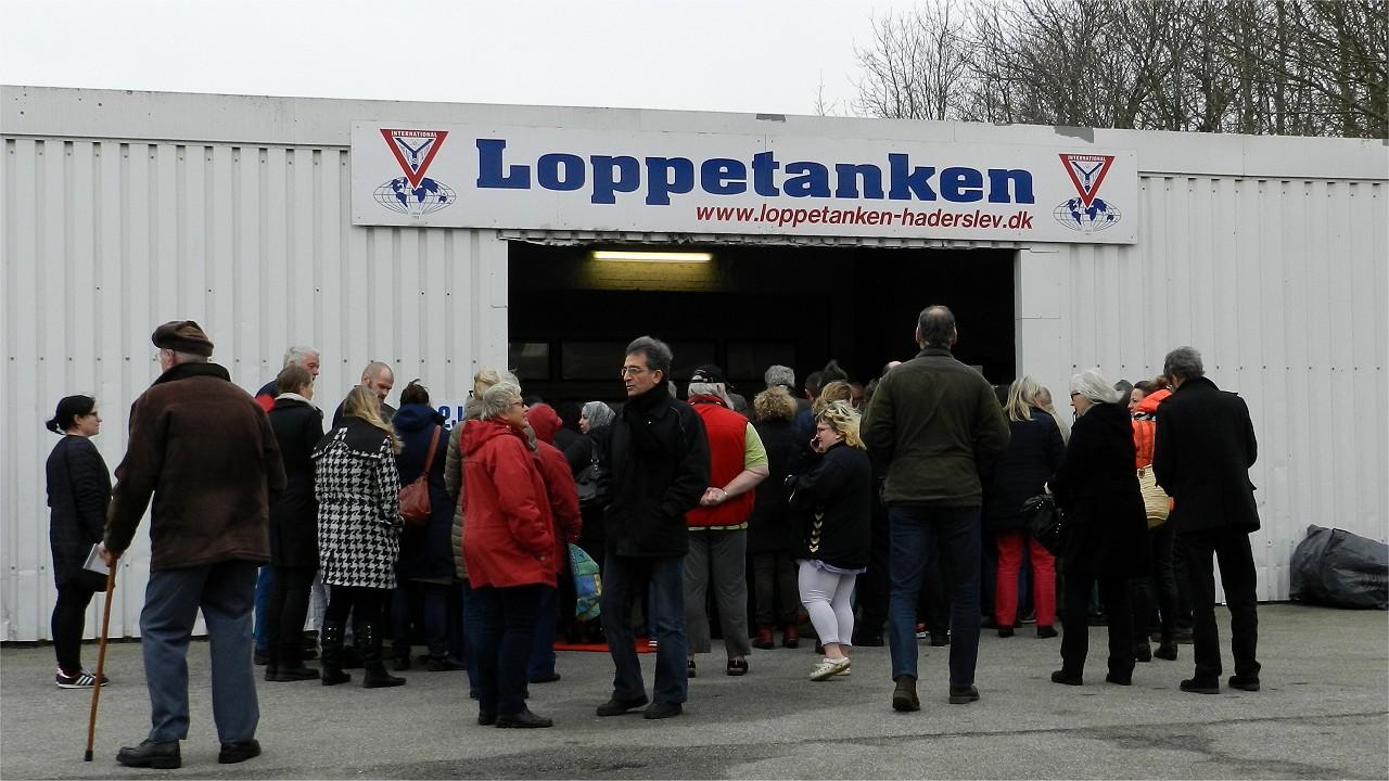 Loppetankens åbning 2015-08