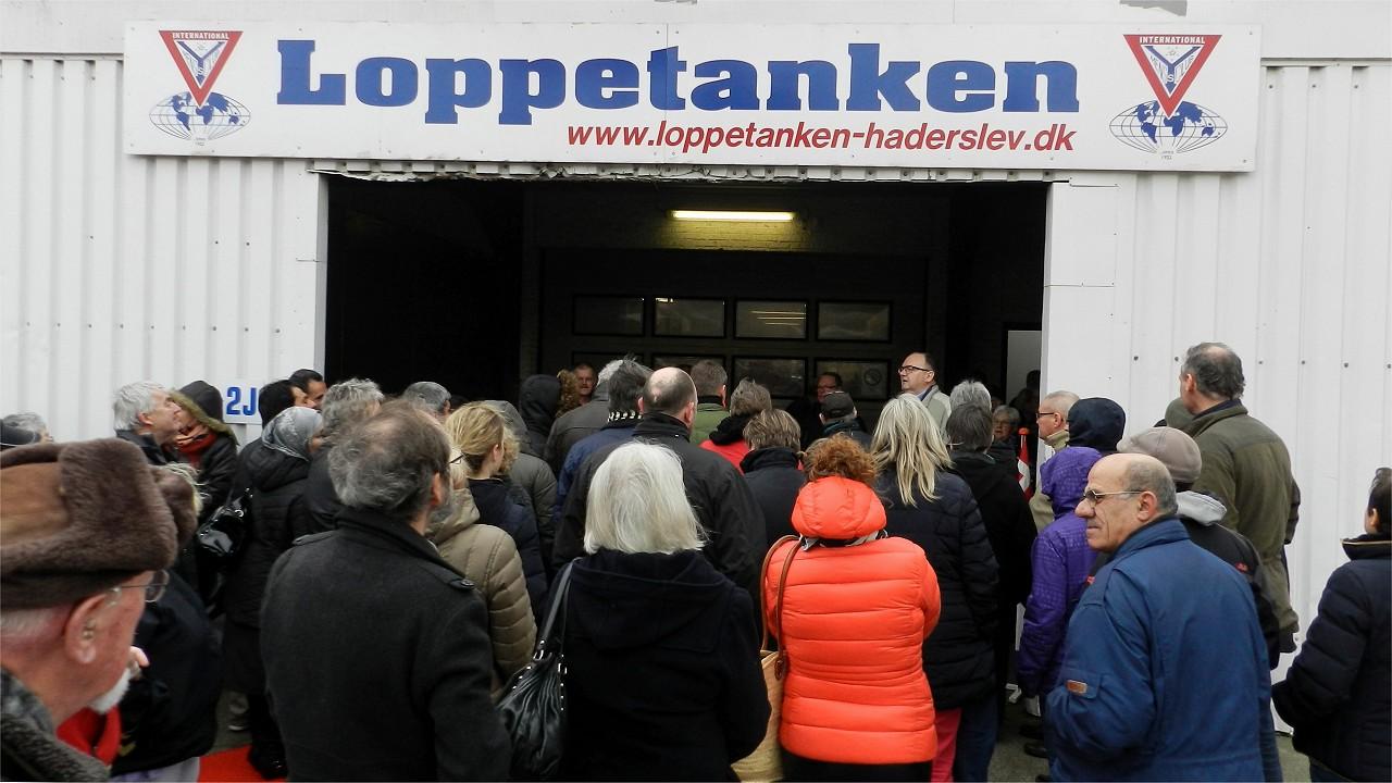Loppetankens åbning 2015-10